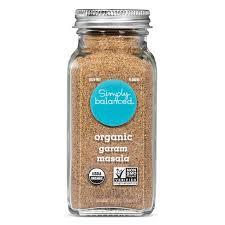 <b>Organic Garam Masala</b> - 3oz - Simply Balanced™ : Target