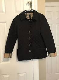 Black Burberry Brit Quilted Jacket   eBay & Image is loading Black-Burberry-Brit-Quilted-Jacket Adamdwight.com