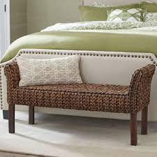 Clearwater Woven Bench