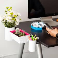 DIY Clip-On Desk Organizers