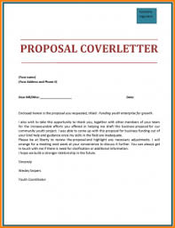 Proposal Cover Letter Scrumps