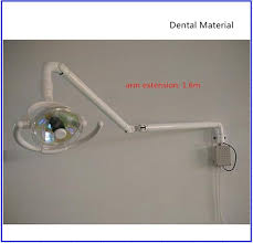 Medical operating lamp dental unit light Hanging Wall Mounted Lamp
