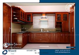 modern kitchen design kerala homes abc