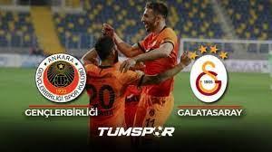 Gençlerbirliği Galatasaray maçı geniş özeti ve golleri (BeIN Sports) Aslan  şampiyonluğa tutundu - Tüm Spor Haber