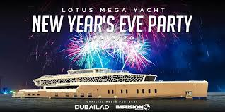 The Lotus Mega Yacht New Years Eve 2020 Buy Tickets To