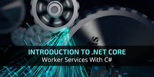 net core worker services