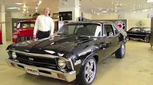 1972 Chevy Nova SS For Sale - YouTube
