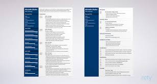 Resume Pages Resume Template