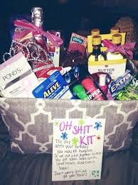 bachelorette gift basket send