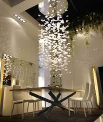 designer modern lighting. the leaf chandelier is a contemporary lighting fixture of an incredible and impressive design this definitely eyecatching designer modern c