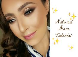 natural glam makeup tutorial using the lorac pro palette
