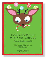 Christmas Party Funny Invitation From Smartwoolhub Combined With