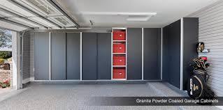 garage cabinets and storage. Plain Cabinets Windswept Bronze Metallic Garage Cabinets Granite Powder Coated Gargae   And Storage A