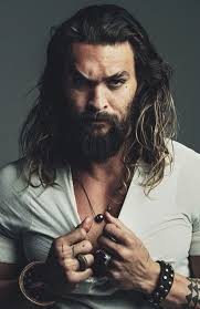 15 guys with long hair that look