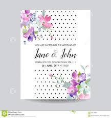 Romantic Date Invitation Template Save The Date Wedding Invitation Template With Spring Dogwood