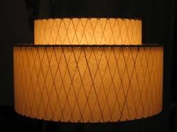 lighting styles. Image Of 1950s Retro Lamp Shade Lighting Styles