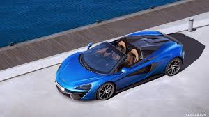 2018 mclaren 570s. Modren Mclaren 2018 McLaren 570S Spider Color Vega Blue  Top Wallpaper Throughout Mclaren 570s