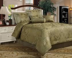 green queen comforter set regarding new queen piece olive sage in designs