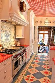 Painting Kitchen Tile Backsplash Delectable This Is So Scandinavian I LOVE The Backsplash And Think The Painted