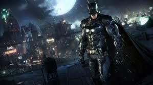 batman arkham knight video game poki night rain full moon hd wallpaper for mobile free 2880 1800 resolution