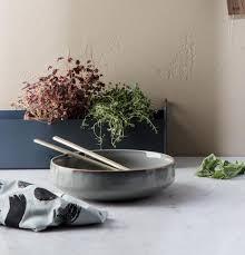 ferm living hanging planter. ferm living plant box - dark grey small hanging planter