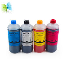 <b>WINNERJET 1000ml</b>/bottle 4 Colors Edible <b>Ink For</b> Canon, Food ...