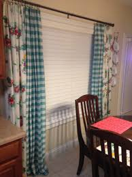 Pioneer Woman Kitchen Remodel Pioneer Woman Curtains Using Tablecloths Kitchen Pinterest