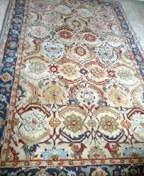 pottery barn persian rugs reviews rug style tufted wool in wrapping s