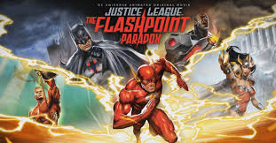 Justice League: The Flashpoint Paradox streaming
