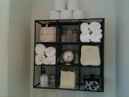 Rustic Bathroom Storage Wood Bathroom Shelves Bathroom