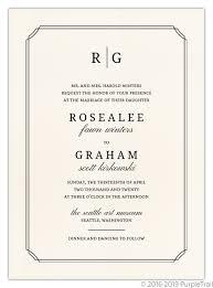 Invitations Formal Beautiful Formal Double Frame Wedding Invitation