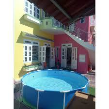 Bể bơi lắp ghép 305*76cm không kèm máy lọc nước 28200 - Bể bơi ngoài trời  Nhãn hàng INTEX