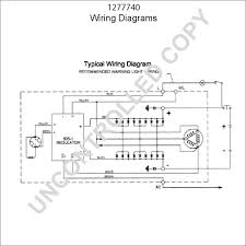 alternator product details leece neville 1277740 wiring diagram
