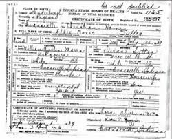 Effie Marie (Sutton) Riley (1939-1994) | WikiTree FREE Family Tree