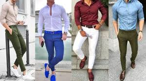 Shirts With Pants Formal Shirts Pants For Mens Trends 2019 Formal Shirts Pants Trend 2019