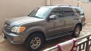 Used Toyota Sequoia 2003 For Sale@₦950,000 - Autos - Nigeria