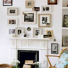 Framed print mantelpiece | Mantelpiece ideas | PHOTO GALLERY |  Housetohome.co.uk