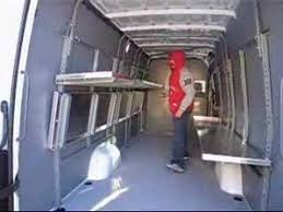 taylor ready system for sprinter vans
