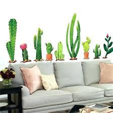 cactus themed room decor