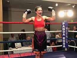 Boxing: Kristen Fraser ready to chase down some belts | The National