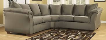 Sage Sofa buy ashley furniture 75003557500356 darcy sage sectional 3324 by guidejewelry.us