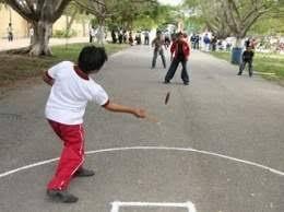 Instrucciones de un juego tradicional mexicano. Juego De Kimbomba Ecured