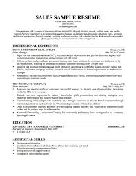 Skills Example On Resume Resume For Your Job Application