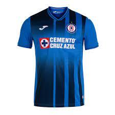 Jersey para Fútbol Joma Cruz Azul Local ...