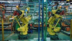 the disadvantages of modern technology synonym assembly line