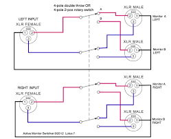 speaker selector switch wiring diagram lenito incredible rotary 6 rotary switch wiring diagram