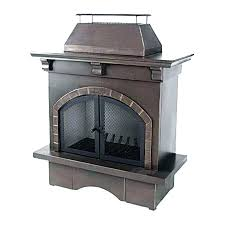 outdoor fireplace canada mzing s outdoor gas fireplace home depot canada