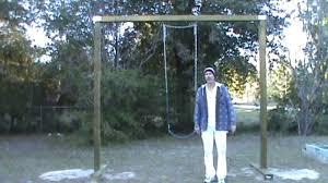 easy diy swing set
