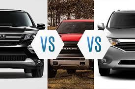 Minivan vs SUV vs Truck - Which Should I Buy?   Dick Hannah