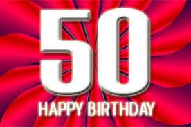 Sprüche Und Glückwünsche Zum 50 Geburtstag